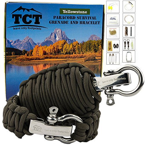 The-Camping-Trail-Paracord-Grenade-And-Paracord-Bracelet-Set