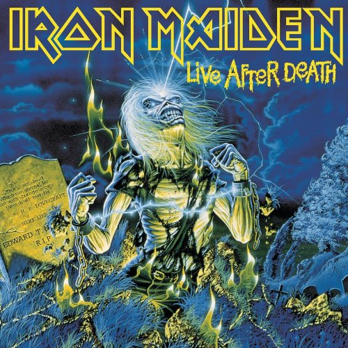 Iron Maiden-Live After Death-Remastered-2CD-FLAC-1998-SCORN Download
