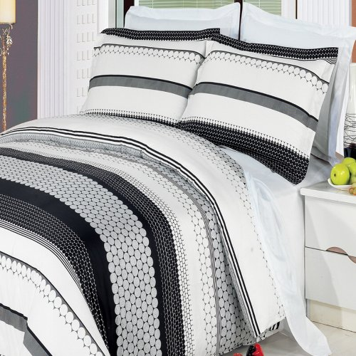 Polka Dot Teen Bedding
