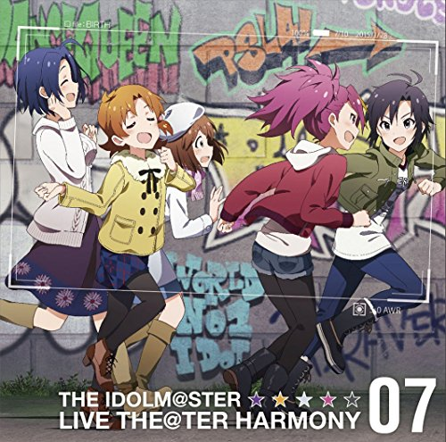 THE IDOLM@STER LIVE THE@TER HARMONY 07 アイドルマスター ミリオンライブ! (デジタルミュージックキャンペーン対象商品: 400円クーポン)