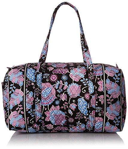 Vera Bradley Large Duffle Bag, Alpine Floral, One Size