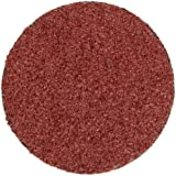 """3M Roloc Disc 963G TR, YN Weight Polyester Cloth, Ceramic Grain, Wet/Dry, 2"""" Diameter, 36 Grit (Pack of 50)"""