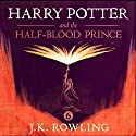 Harry Potter and the Half-Blood Prince, Book 6 Hörbuch von J.K. Rowling Gesprochen von: Stephen Fry