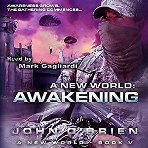 Awakening: A New World, Book 5 Audiobook