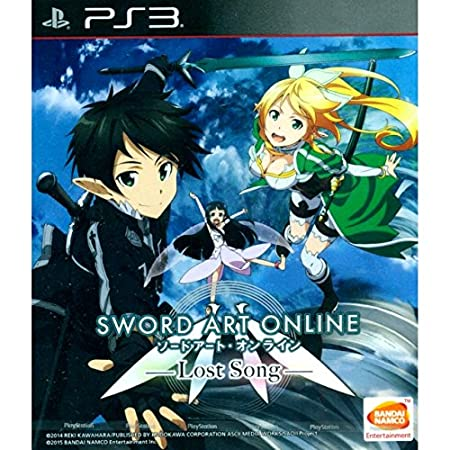 PS3 Sword Art Online Lost Songs (English subtitles)