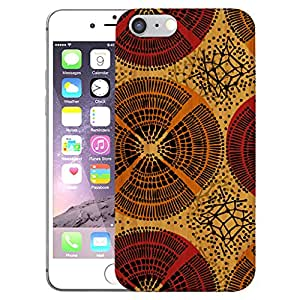 Digione Real Bamboo Wood show stop Series Designer Back Cover For Apple iPhone 6 6s BK-76