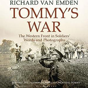 Tommy's War Audiobook