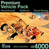 Premium Vehicle Pack – Soar, Sail, and Drive: Second Life [Game Connect]