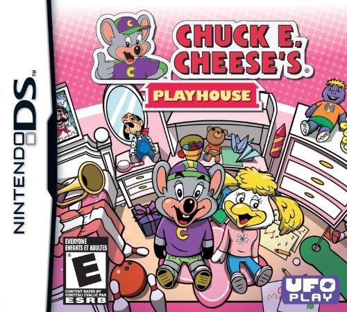 Chuck E Cheese's Playhouse - Nintendo DS - 1