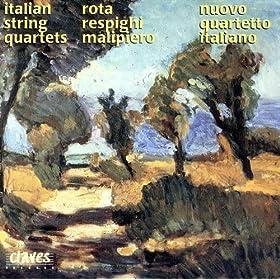 String Quartet; Allegro Robusto