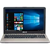 ASUS Vivobook 15.6 Inch Laptop Computer (Intel Pentium N4200 up to 2.5Ghz, 4GB DDR3L RAM, 512GB SSD, Intel HD Graphics 500, DVD/CD+RW, USB Type-C, Webcam, Windows 10)