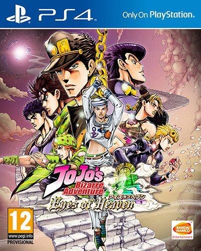 Jojo's Bizzare Adventure: Eyes of Heaven - PlayStation 4