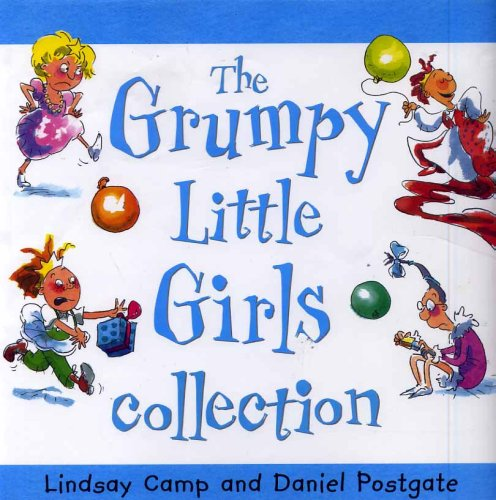 The Grumpy Little Girls Collection