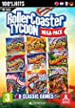 RollerCoaster Tycoon 9 Mega Pack (PC DVD)