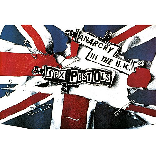 SEX PISTOLS - Anarchy In The UK Anarchy In The UK/ ポスター/ 【公式 / オフィシャル】