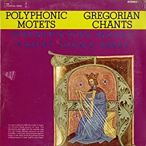 gregorian chant and benedictine monks Gregorian chant as the sung prayer of the church is able to express the  the  monks of spencer began celebrating the liturgy in english almost forty years ago.