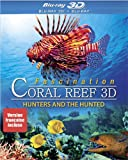 Fascination Coral Reef 3D: Hunters and the Hunted [Blu-ray 3D + Blu-ray] (Bilingual)