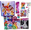 Disney Princess Gift Bag Gift Set; Car Games Activities ,Travel Set, Gift Pack