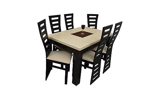 Essgruppe Tisch C-2 +6 Stuhle K72 Esstischset