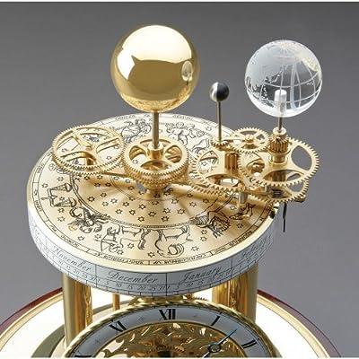 Hermle Astrolabium Mantel Clock Sku# 22836072987
