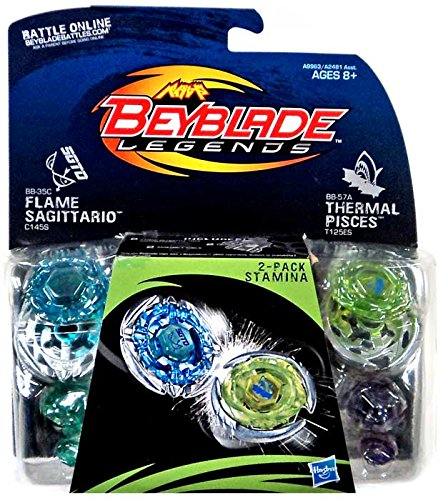 Beyblade Legends Stamina Top
