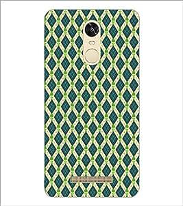 PrintDhaba Pattern D-6084 Back Case Cover for XIAOMI REDMI NOTE 3 MEDIATEK (Multi-Coloured)
