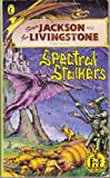 Spectral Stalkers (Puffin Adventure Gamebooks) (0140343660) by Jackson, Steve