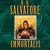 Immortalis: Book III of the Second DemonWars Saga | R. A. Salvatore