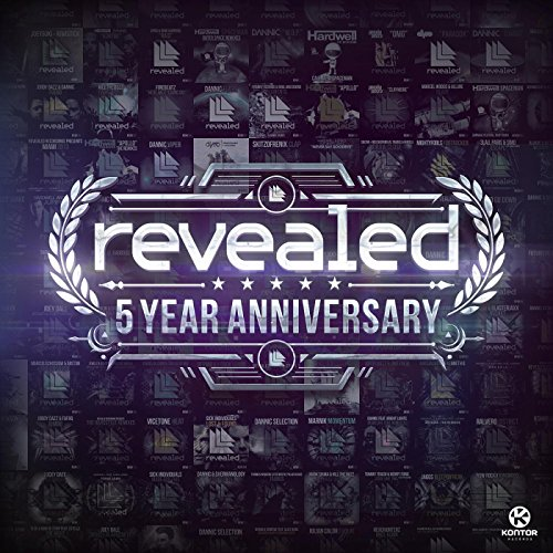 VA-Revealed 5 Year Anniversary-(REVRSP053)-2CD-FLAC-2015-WRE