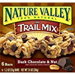 Nature Trail Mix, Chewy Dark Chocolate and Nut, 7.4-Ounce (Pack of 6)