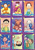 GARFIELD PREMIER EDITION 1992 SKYBOX COMPLETE BASE CARD SET OF 100