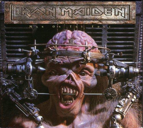 Iron Maiden - Man on the Edge - Zortam Music