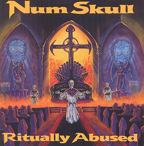 Num Skull-Ritually Abused-REMASTERED-CD-FLAC-2014-DeVOiD Download
