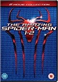 The Amazing Spider-Man 1-2 [DVD]