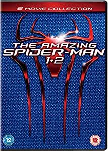 The Amazing Spider-Man 1-2 [DVD]