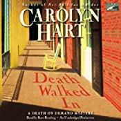 Death Walked In: A Death on Demand Mystery | [Carolyn Hart]