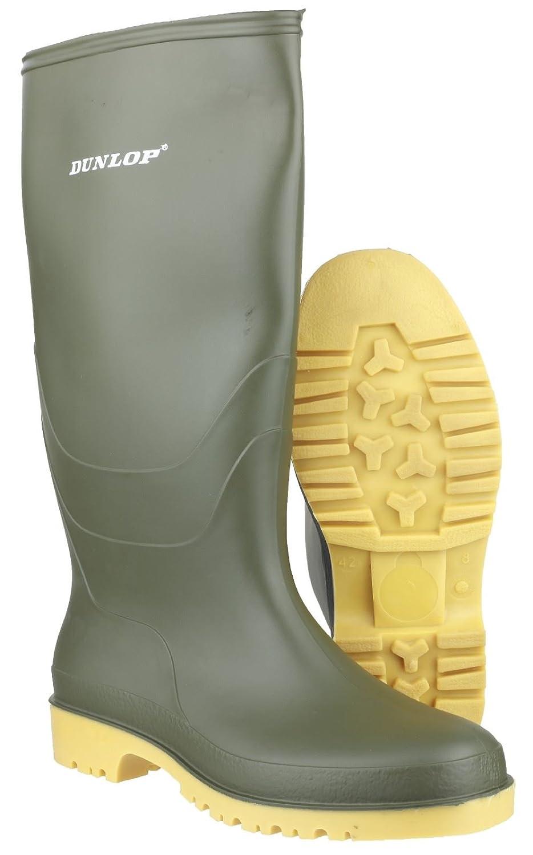 Dunlop 16247 Dulls, Unisex-Kinder Gummistiefel gefüttert Pull On PVC Schuhe jetzt bestellen