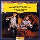 Mozart:Flute Quartets/Oboe Qua