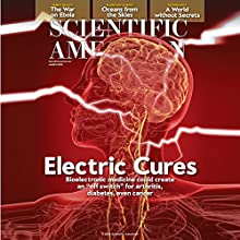 Scientific American, March 2015  by Scientific American Narrated by Mark Moran