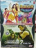 #7: Badrinath Ki Dulhania/Commando 2