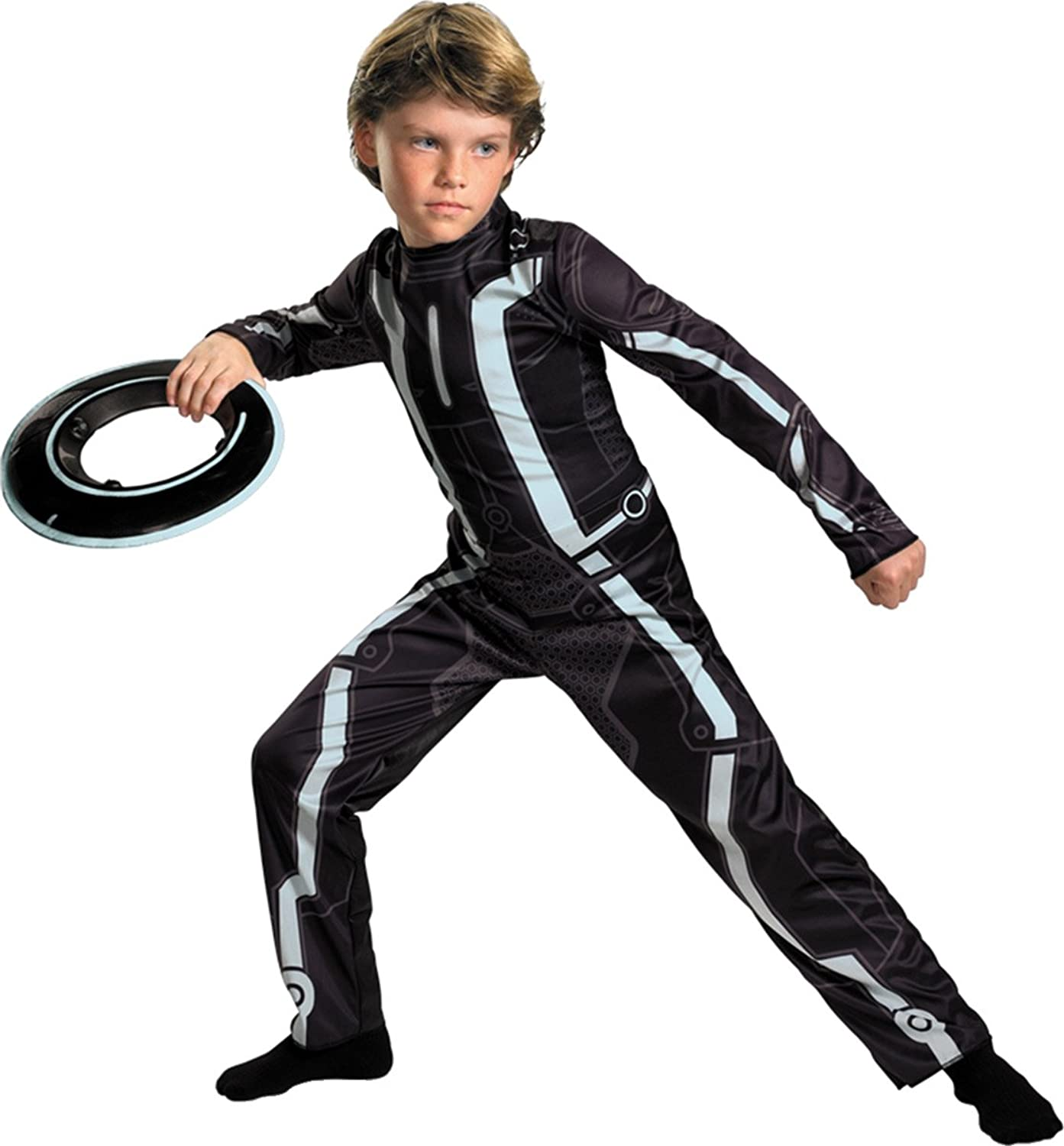Morris Costumes TRON LEGACY CLASSIC 10-12 boys costumes scholar costumes chivalrous person costumes novelty costumes ancient chinese wear