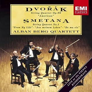 ドヴォルザーク:弦楽四重奏曲第12番「アメリカ」、他