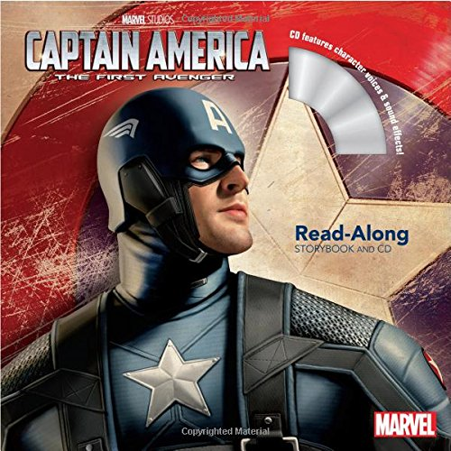 Captain-America-The-First-Avenger-Read-Along-Storybook-and-CD