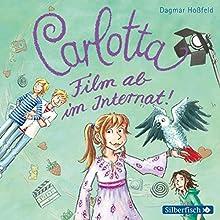 Film ab im Internat! (Carlotta 3) Hörbuch von Dagmar Hoßfeld Gesprochen von: Marie Bierstedt