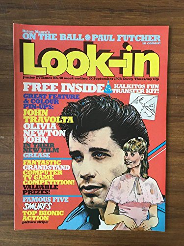 Look-in no 40 Sept 1978