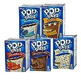 USA kellogg's POP Tarts フロスティング 5個セット [並行輸入品]