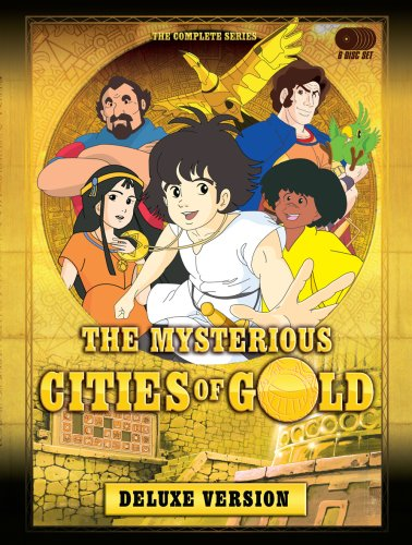 Mysterious Cities of Gold (DELUXE EDITION)