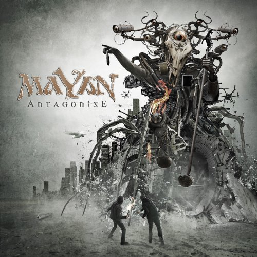 Mayan-Antagonise-CD-FLAC-2014-OUTERSPACE Download