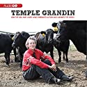 Temple Grandin: How the Girl Who Loved Cows Embraced Autism and Changed the World Audiobook by Sy Montgomery Narrated by Meredith Mitchell