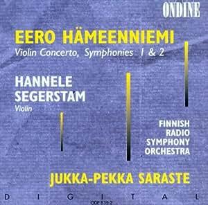 Violin Concerto / Symphonies 1 & 2